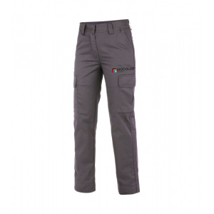 LONG WORK PANTS ISOCOLOR